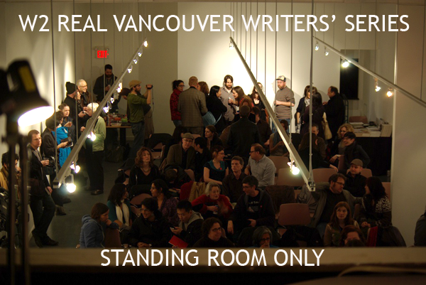 Real Vancouver Writers' Series by kc dyer